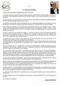 page 1 - mot président 2016