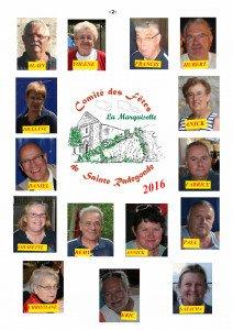 page 2 liste comité 2016