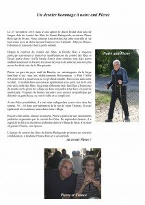 page 2a - adieu à Pierre bois