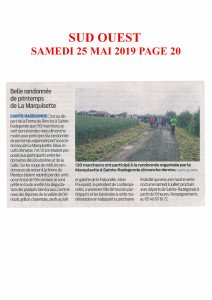 SUDOUEST PAGE 20 25MAI19